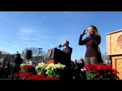 Michael Sabatino Inauguration to Yonkers City Council