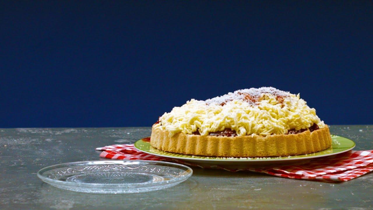 Spaghetti Kuchen Ein Absoluter Hingucker Youtube