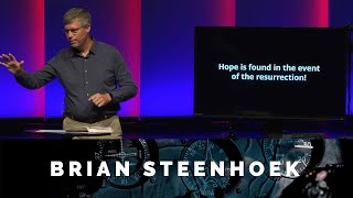 You Will Experience Turbulence: Hope - Brian Steenhoek