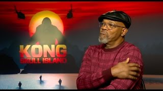 My Awkward Interview with Samuel L. Jackson