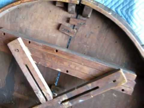 Antique Table for Sale.AVI