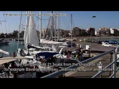 Mallorca - A Visit To K.P. Winter Yachtcharter In Ca'n Pastilla