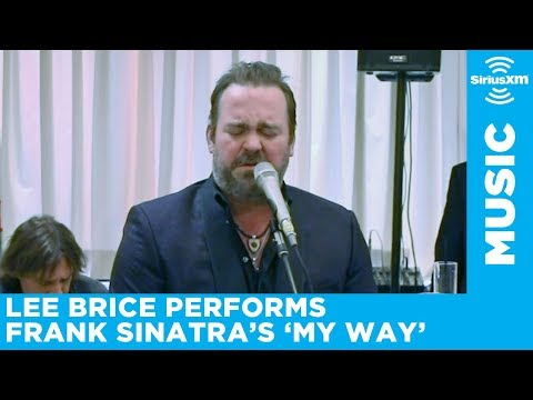 Lee Brice performs Frank Sinatra's 'My Way' - Live at Patsy's in NYC