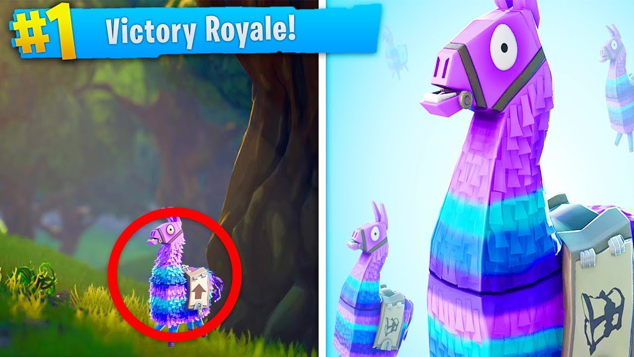 Fortnite New Supply Llamas Everything You Need To Know