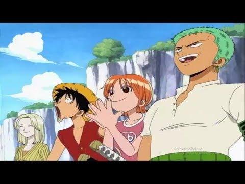 Momen Kru Luffy Mendapatkan Kapal Going Merry