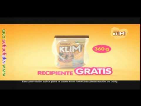Klim te regala un recipiente GRATIS Escoge bienestar escoge Nestlé