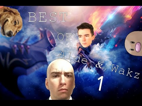 BEST OF ALDE & WAKZ ! #1