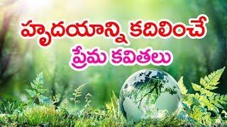 Heart Touching Love Quotes Telugu Whatsapp Status Video  PLUS Media