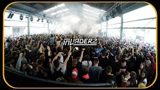 Eazy B2B HizzleGuy B2B Kre Live at Univerz Festival - Invaderz Stage