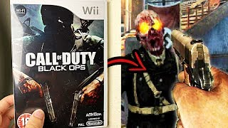 THIS is Call of Duty Zombies on NINTENDO Wii...