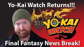 Yo-kai Watch Returns to FFXIV [FF News Break]