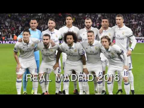 Real Madrid equal their unbeaten record of 34 games
