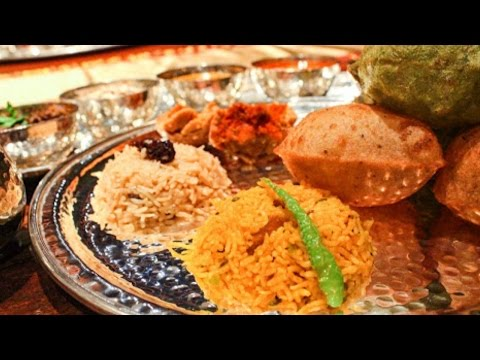 SHAKAHARI - Royal Indian Experience | JW MARRIOTT PUNE