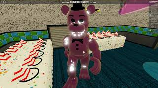 Comment obtenir Shadow Foxy,Sans, et Shadow Freddy Roblox FNaF 2: The New and Improved Pizzeria