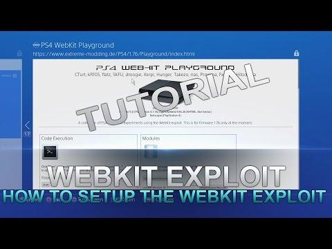 PS4 WebKit Exploit Full Setup Tutorial