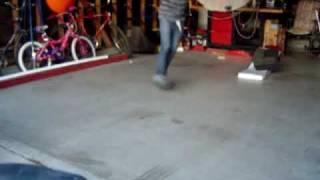 electro hard step shuffle busst