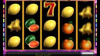 Fruit Sensation Video Slot - Novomatic Casino Games Play for Free
