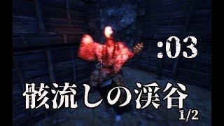 【影廊-Shadow Corridor-】新ステージ!骸流しの渓谷 :03