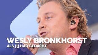 Wesly Bronkhorst - Als jij had gedacht   Muziekfeest op het Plein 2014