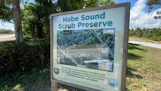 Hobe Sound Scrub Preserve Ribbon Cutting   March 30, 2021