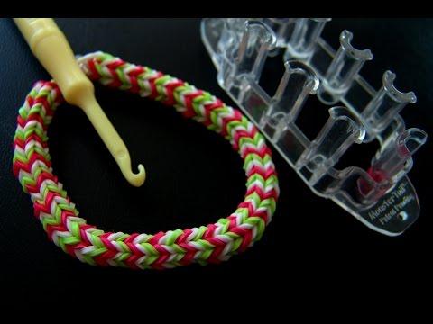 Двойные браслеты как делать