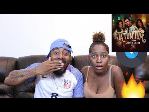 Kevinho e Simone & Simaria - Ta Tum Tum (KondZilla) Reaction