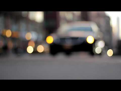 Bokeh Car Video 2       Free For Personal Use