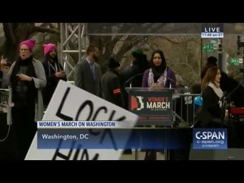 Video: CAIR-SFBA Director Zahra Billoo Speaks at Women's March ...