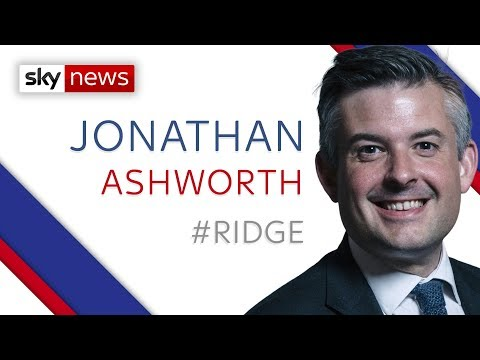 Jonathan Ashworth: Why the Labour Party 'got thumped' in the last election