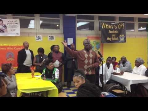 Fathers Who Care hosts annual Thanksgiving dinner