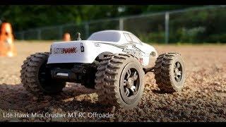 Mini RC Car Review - Litehawk Mini Crusher MT