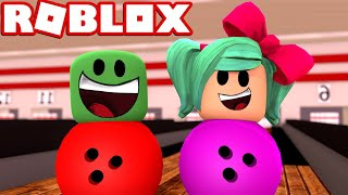 🎳 WE BECOME IN ROBLOX BOWLING BALLS! 😱