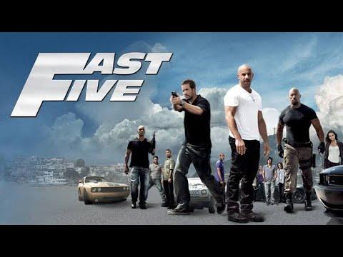 Fast Five (2011) เร็ว..แรงทะลุนรก ภาค 5