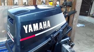 Yamaha 6 KM stopa L