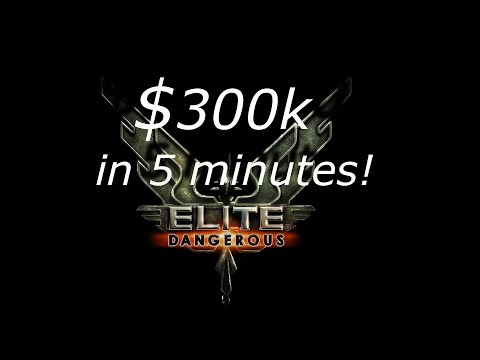 Elite: Dangerous - Horizons (make quick money trading) + long rant about game