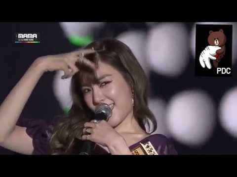 141203 MAMA K POP Fans' Choice Female Award - TTS (TIFFANY feat.SNSD SPECIAL CUT)