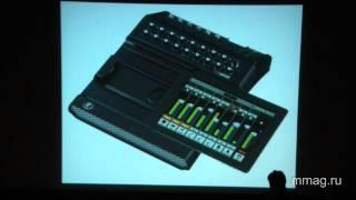 mmag.ru: Soundcraft Compact Si - цифровой микшер, семинар