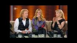 """Martina Hill meets Heidi Klum bei """"Wetten dass"""""""