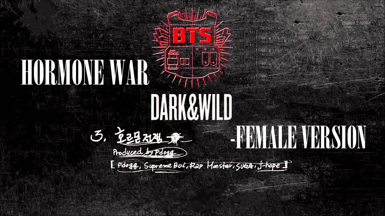 Download BTS- Hormone War [Female Version] MP3 - Matikiri