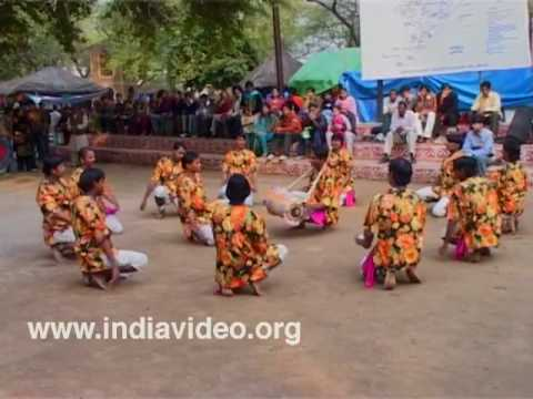 Panthi- the tribal dance of Chattisgarh