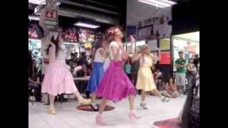 PLAZA DE LA TECNOLOGIA AGS Cover Dance SECRET 시크릿 Shy Boy 샤이보이 VIG