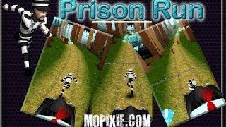 Online 3D Games Prison Run