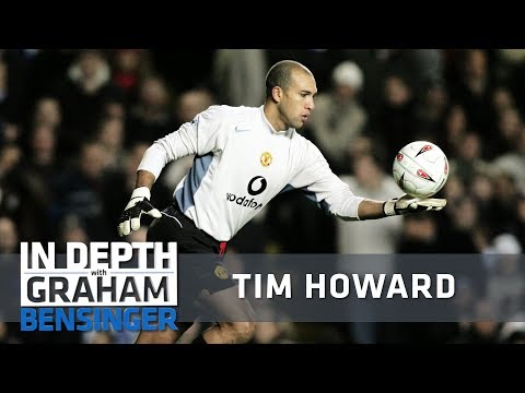 Tim Howard: Getting the call from Manchester United