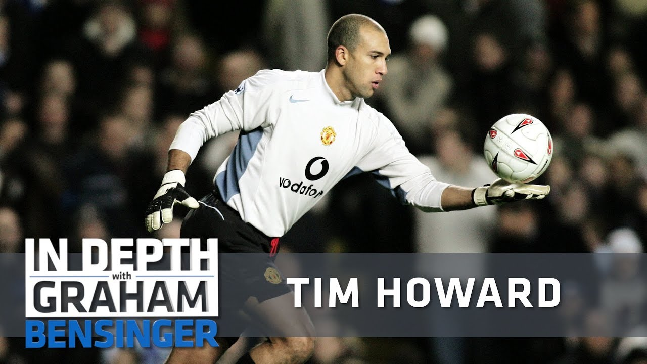 Tim Howard: Getting the call from Manchester United - YouTube