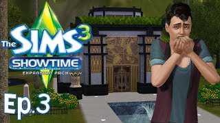 The Sims 3 - Entriamo nelle catacombe! - Ep.3 - Showtime - [Gameplay ITA]