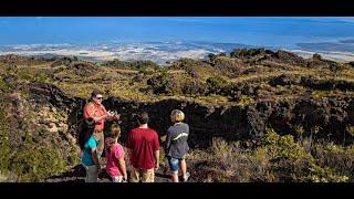 Hidden Craters hike