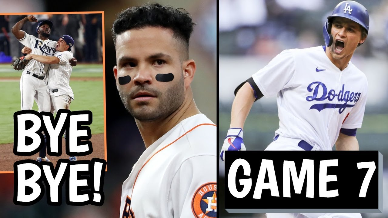 THE ASTROS ARE GOING HOME!! Randy Arozarena Makes HISTORY, Dodgers Force Game 7 (MLB Recap)