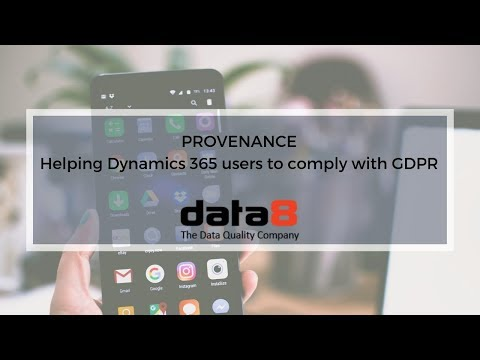 data8 Provenance - the ultimate guide