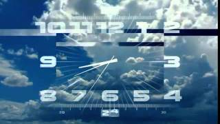 Часы Первого канала - 2 минуты (18.07.2011)