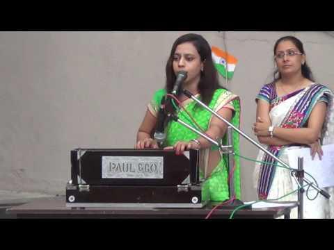 Tara Naam Ma O Swantrata - Independance Day Celebration at P. P. Savani School, Ankleshwar